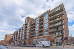 Photo of 111 S Morgan Street, Unit Number 525, CHICAGO, IL 60607 (MLS # 09919704)