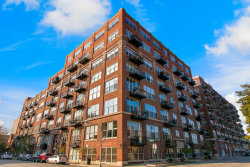 Photo of 1500 W Monroe Street, Unit Number 225, CHICAGO, IL 60607 (MLS # 09920395)