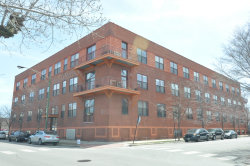 Photo of 1061 W 16th Street, Unit Number 206, CHICAGO, IL 60608 (MLS # 09930053)