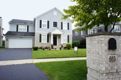 Photo of 563 W Horizon Drive, ST. CHARLES, IL 60175 (MLS # 09937506)
