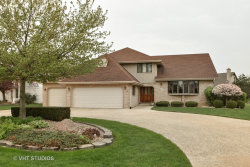Photo of 8320 Chaucer Drive, WILLOW SPRINGS, IL 60480 (MLS # 09948414)