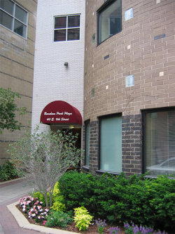 Photo of 40 E 9th Street, Unit Number 1210, CHICAGO, IL 60605 (MLS # 09952365)