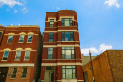 Photo of 613 N Racine Avenue, Unit Number 3, CHICAGO, IL 60642 (MLS # 09953739)