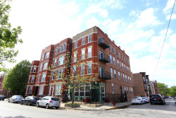 Photo of 1322 W Huron Street, Unit Number 3N, CHICAGO, IL 60642 (MLS # 09955784)