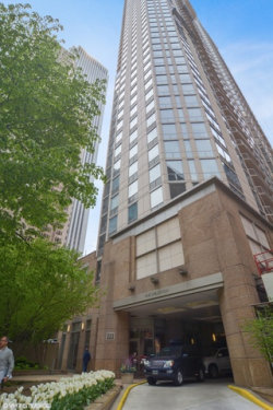 Photo of 222 N Columbus Drive, Unit Number 1104, CHICAGO, IL 60601 (MLS # 09956754)