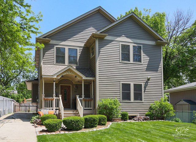 Photo for 4431 Pershing Avenue, DOWNERS GROVE, IL 60515 (MLS # 09962926)