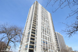 Photo of 1455 N Sandburg Terrace, Unit Number 2801-03, CHICAGO, IL 60610 (MLS # 09963145)