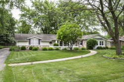 Photo of 1109 Crest Lane, WESTERN SPRINGS, IL 60558 (MLS # 09986267)