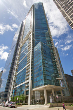 Photo of 340 E Randolph Street, Unit Number 1202, CHICAGO, IL 60601 (MLS # 09996095)