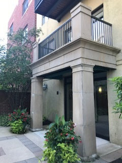 Photo of 1107 Greenleaf Avenue, Unit Number 2A, WILMETTE, IL 60091 (MLS # 10000033)