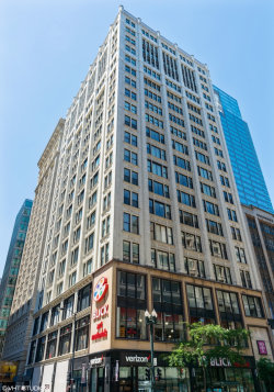 Photo of 8 W Monroe Street, Unit Number 1608, CHICAGO, IL 60603 (MLS # 10011976)