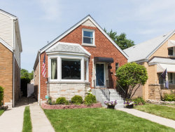 Photo of 5348 N Melvina Avenue, CHICAGO, IL 60630 (MLS # 10016575)