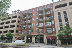 Photo of 1301 W Madison Street, Unit Number 602, CHICAGO, IL 60607 (MLS # 10019431)