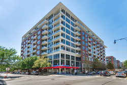Photo of 901 W Madison Street, Unit Number 408, CHICAGO, IL 60607 (MLS # 10019589)