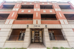 Photo of 2540 W Diversey Avenue, Unit Number 401, CHICAGO, IL 60647 (MLS # 10021434)