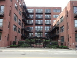 Photo of 2323 W Pershing Road, Unit Number 136, CHICAGO, IL 60609 (MLS # 10026352)