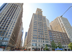 Photo of 6 N Michigan Avenue, Unit Number 1309, CHICAGO, IL 60602 (MLS # 10076809)