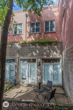 Photo of 929 N Racine Avenue, Unit Number B, CHICAGO, IL 60642 (MLS # 10079790)