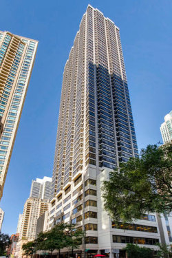 Tiny photo for 30 E Huron Street, Unit Number 3503, CHICAGO, IL 60611 (MLS # 10080817)