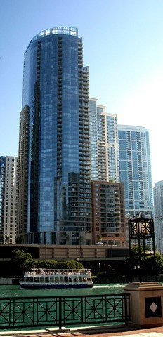 Photo of 420 E Waterside Drive, Unit Number 1210, CHICAGO, IL 60601 (MLS # 10082570)