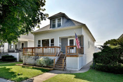 Photo of 4434 N Mobile Avenue, CHICAGO, IL 60630 (MLS # 10084301)
