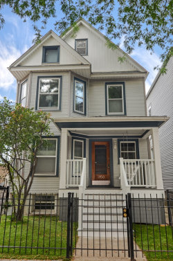 Photo of 1858 W Berenice Avenue, Unit Number 2, CHICAGO, IL 60613 (MLS # 10088035)