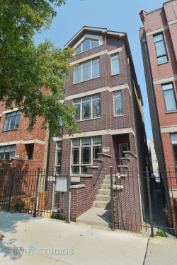 Photo of 1505 N Bosworth Avenue, Unit Number 3, CHICAGO, IL 60642 (MLS # 10090126)