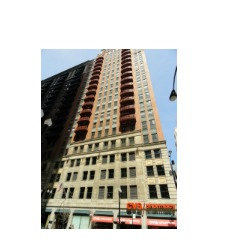 Photo of 208 W Washington Street, Unit Number 602, CHICAGO, IL 60606 (MLS # 10090568)