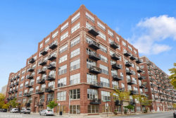 Photo of 1500 W Monroe Street, Unit Number 507, CHICAGO, IL 60607 (MLS # 10091110)