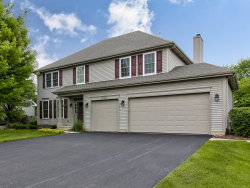 Photo of 1529 Rolling Hills Drive, CRYSTAL LAKE, IL 60014 (MLS # 10100445)