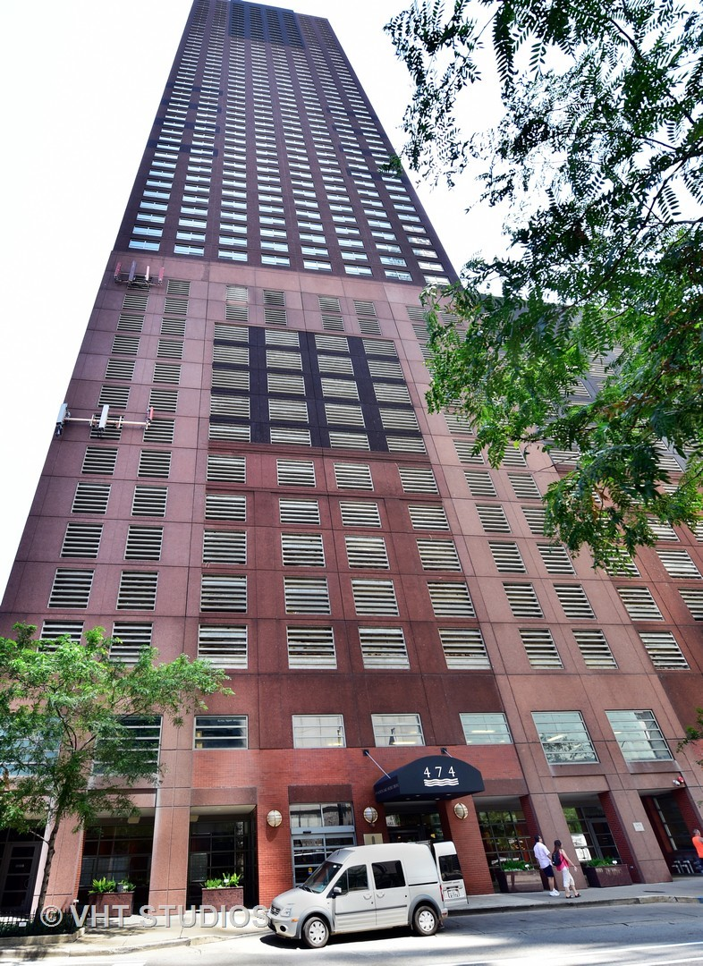 Photo for 474 N Lake Shore Drive, Unit Number 4301, CHICAGO, IL 60611 (MLS # 10106689)