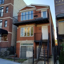 Photo of 2219 W Monroe Street, Unit Number 2, CHICAGO, IL 60612 (MLS # 10118958)