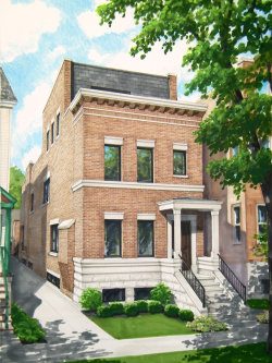 Photo of 3312 N Lakewood Avenue, CHICAGO, IL 60657 (MLS # 10129035)