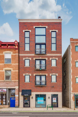 Photo of 825 N Milwaukee Avenue, Unit Number 2R, CHICAGO, IL 60642 (MLS # 10131247)