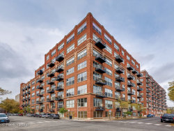 Photo of 1500 W Monroe Street, Unit Number 727, CHICAGO, IL 60607 (MLS # 10132886)