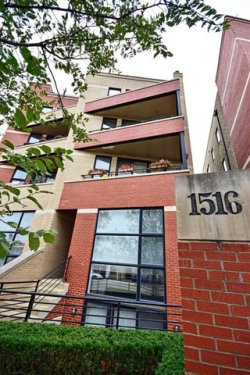 Photo of 1516 W Grand Avenue, Unit Number 4W, CHICAGO, IL 60642 (MLS # 10133795)
