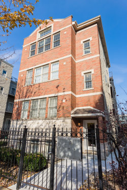 Photo of 2446 W Homer Street, Unit Number 3, CHICAGO, IL 60647 (MLS # 10137984)
