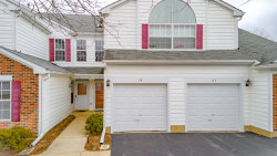 Photo of 7 Hoover Court, Unit Number B, STREAMWOOD, IL 60107 (MLS # 10146043)