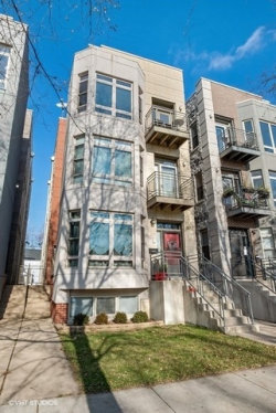 Photo of 3852 W Wrightwood Avenue, Unit Number 3, CHICAGO, IL 60647 (MLS # 10153610)