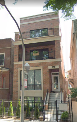 Photo of 919 W Wrightwood Avenue, Unit Number 3, CHICAGO, IL 60614 (MLS # 10153890)