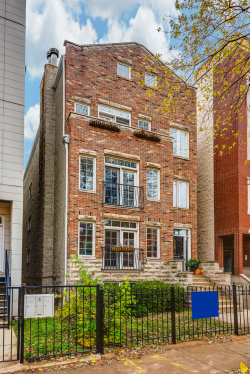 Photo of 857 N Wood Street, Unit Number 2, CHICAGO, IL 60622 (MLS # 10154404)