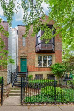 Photo of 1714 W Huron Street, CHICAGO, IL 60622 (MLS # 10154493)