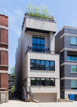 Photo of 1823 N Halsted Street, Unit Number 3, CHICAGO, IL 60614 (MLS # 10154974)