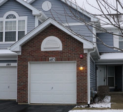 Photo of 1183 Harbor Court, Unit Number 124, GLENDALE HEIGHTS, IL 60139 (MLS # 10168441)