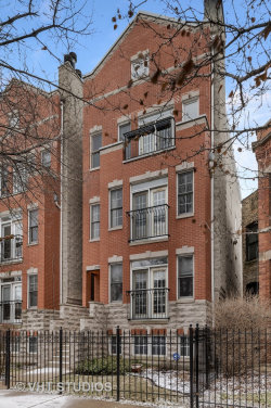 Photo of 2139 W Addison Street, Unit Number 1, CHICAGO, IL 60618 (MLS # 10169581)