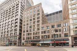 Photo of 20 N State Street, Unit Number 602, CHICAGO, IL 60602 (MLS # 10170310)