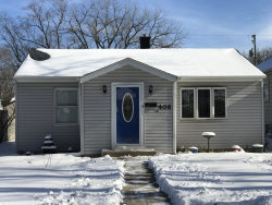 Photo of 406 Peale Street, JOLIET, IL 60433 (MLS # 10254090)