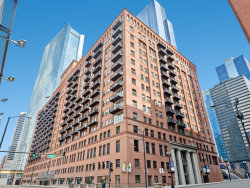 Photo of 165 N Canal Street, Unit Number 1007, CHICAGO, IL 60606 (MLS # 10255411)