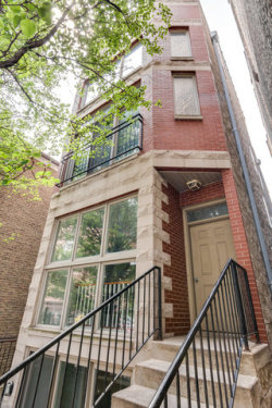 Photo of 920 N Noble Street, Unit Number PH, CHICAGO, IL 60642 (MLS # 10267470)