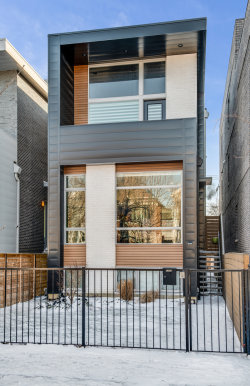 Photo of 1719 N Campbell Avenue, CHICAGO, IL 60647 (MLS # 10272964)